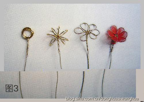 Цветок своими руками из проволоки 951