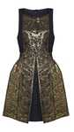 ������ Tibi jacquard dress (394x700, 171Kb)