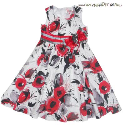 Летние платья детям сшить