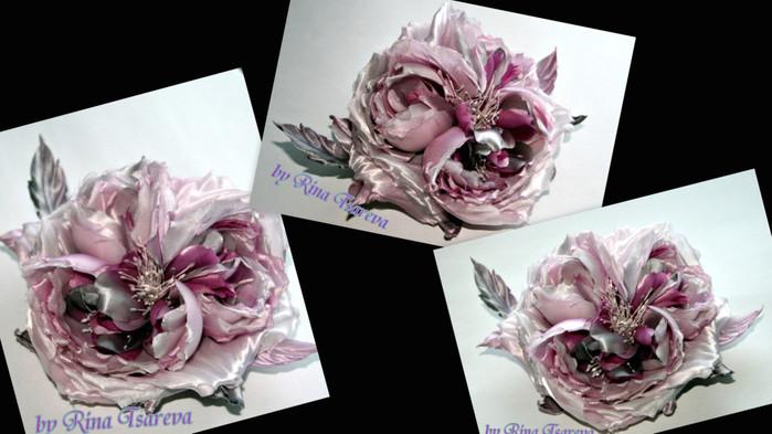 Мастер классы по изготовления цветов из ткани