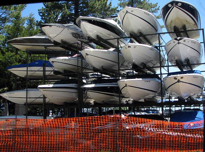 Озеро Тахо – курортный рай Америки 56319