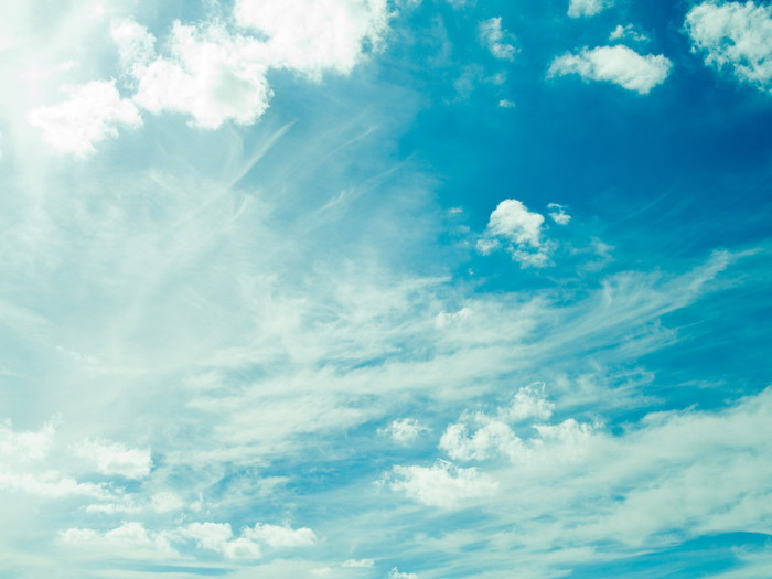 Облака.... белокрылые лошадки...