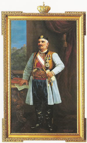 Nicholas of Montenegro (300x490, 44Kb)
