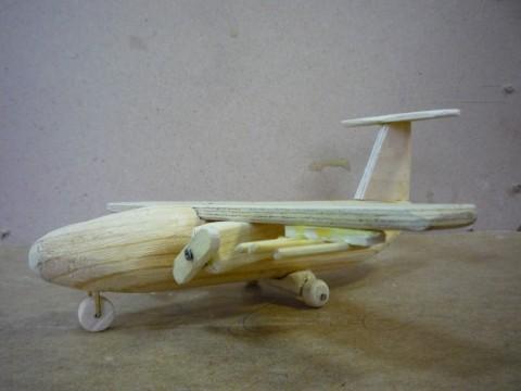 Модели деревянных самолетов своими руками