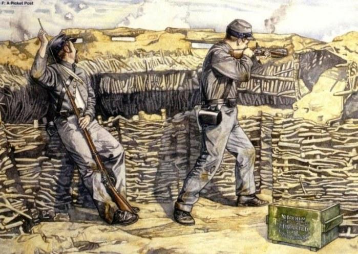 11 снайперы в окопах (700x497, 111Kb)