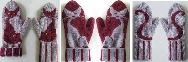 娜塔莎的猫手套 - maomao - 我随心动