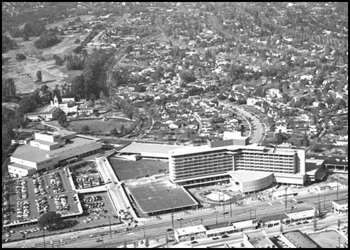 Отель Беверли Хилтон   последнее пристанище Уитни Хьюстон