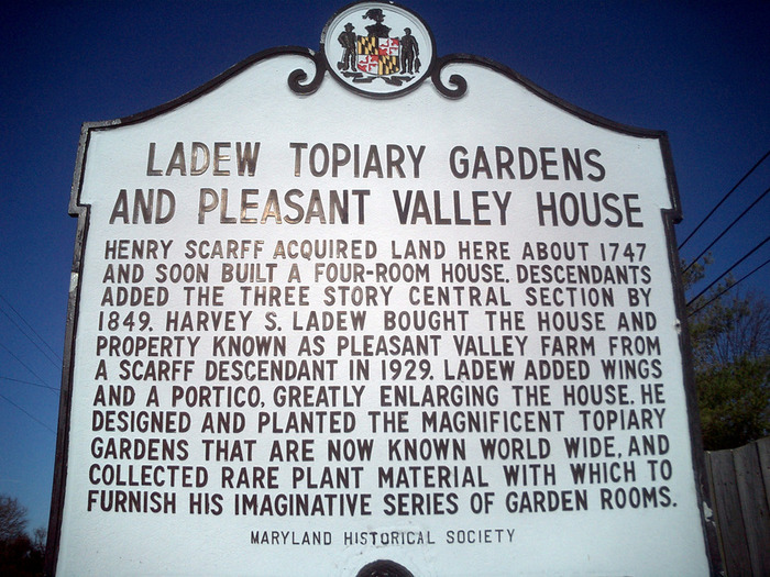 Ladew Topiary Gardens 71522