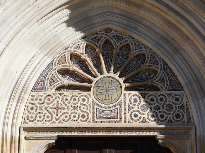 Бенедиктинское аббатство Фосанова :Fossanova 44014