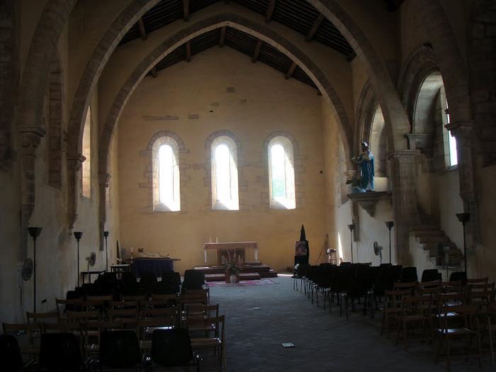 Бенедиктинское аббатство Фосанова :Fossanova 13857