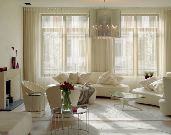 Ideas for drapes in a living room