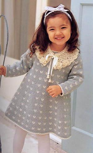 Куплю Вязаное Платье Спицами