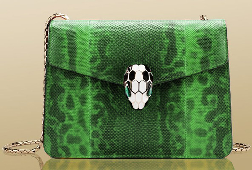 Bulgari Shoulder 'Serpenti' bag (500x338, 169Kb)
