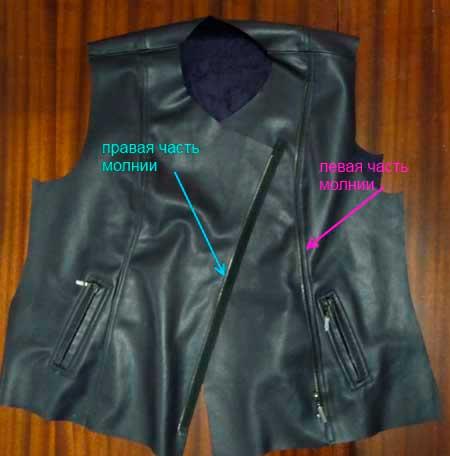 Сшить кожаную куртку ребенку своими руками 87
