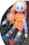 вязание кукол крючком схемы.