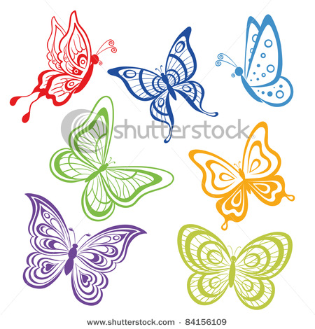 stock-vector-vector-set-various-symbolical-butterflies-coloured-contours-on-a-white-background-84156109 (450x470, 103Kb)