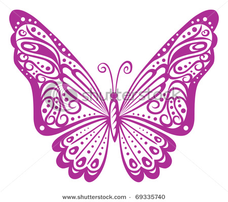 stock-vector-artistic-pattern-with-butterfly-suitable-for-a-tattoo-69335740 (450x399, 93Kb)