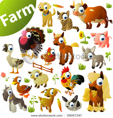 stock-vector-big-set-of-farm-animals-59057347 (450x468, 118Kb)