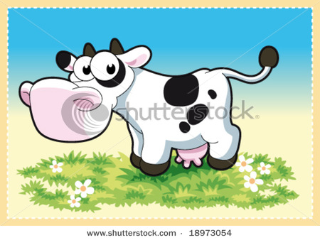 stock-vector-cow-18973054 (450x338, 58Kb)