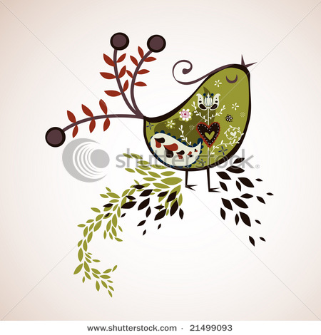 stock-vector-cute-little-bird-21499093 (450x470, 61Kb)