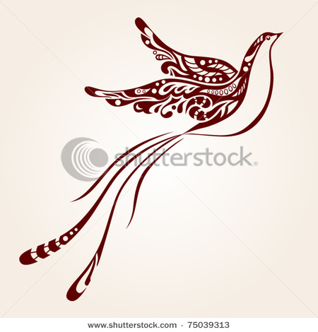 stock-vector-decorative-bird-75039313 (450x470, 49Kb)