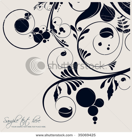 stock-vector-vector-flower-background-35069425 (450x470, 76Kb)