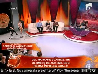 Румыния - ТВ голый экс-премьер (320x240, 25Kb)