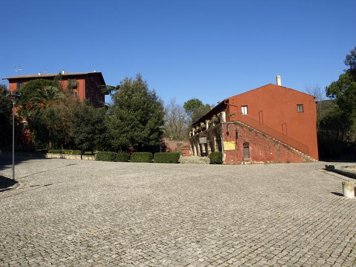 Бенедиктинское аббатство Фосанова :Fossanova 34618