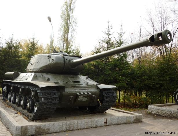 ис-2 танк1 (615x471, 241Kb)