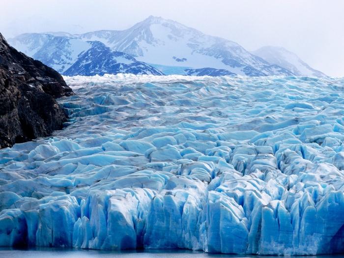 Grey Glacier, Torres del Paine National Park, Chile (700x525, 315Kb)