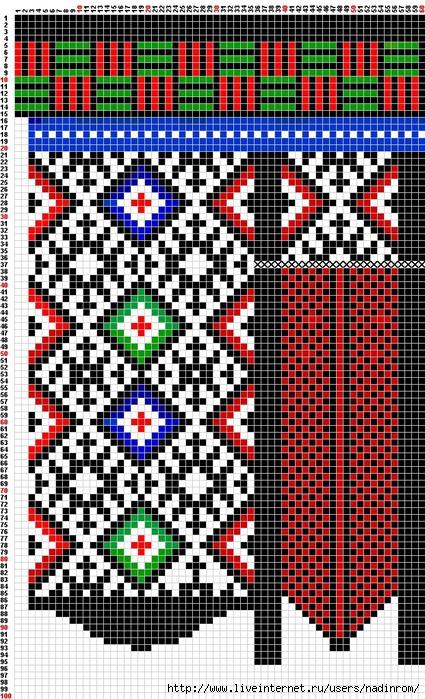 Мои джурабы-орнамент (425x700, 383Kb)