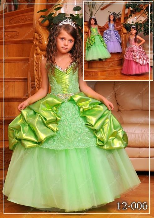 Одежда для детей платья 9