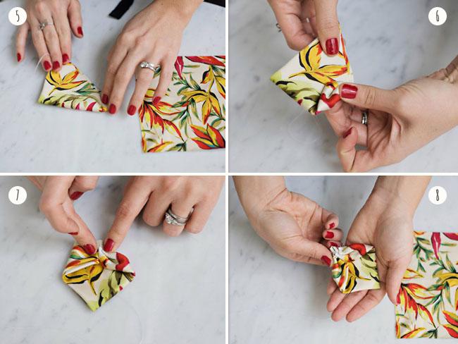 Как сделать бабочку-галстук своими руками фото