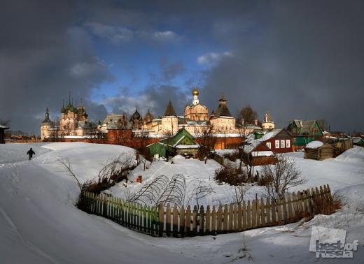 Огородами (Ростов Великий) sgeorge.photosight.ru Галерея Фото...