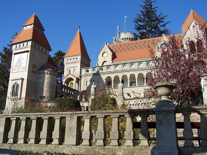 Замок Бори- Замок вечной любви (Bory var, Szekesfehervar) 36283