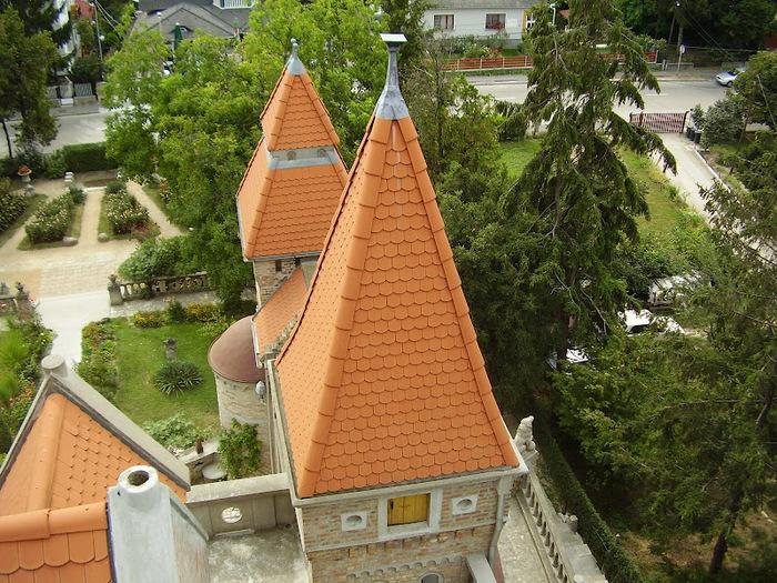 Замок Бори- Замок вечной любви (Bory var, Szekesfehervar) 28600