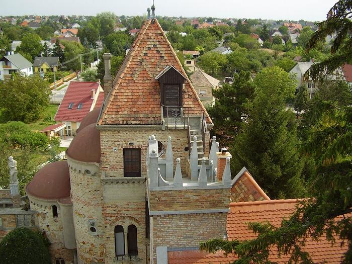 Замок Бори- Замок вечной любви (Bory var, Szekesfehervar) 49078