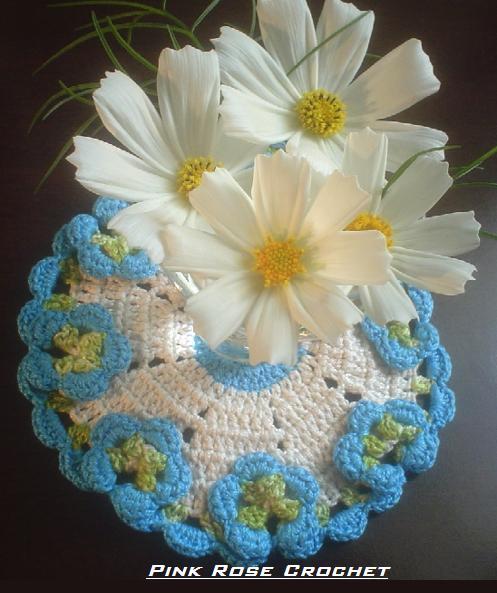 Centrinho Croche - PRose Crochet (497x593, 46Kb)