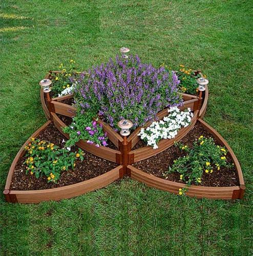 Дача дизайн ландшафтный клумбы цветы