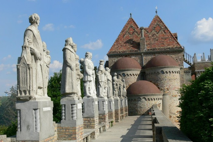 Замок Бори- Замок вечной любви (Bory var, Szekesfehervar) 61321
