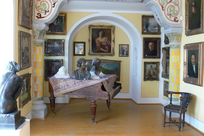 Замок Бори- Замок вечной любви (Bory var, Szekesfehervar) 71817