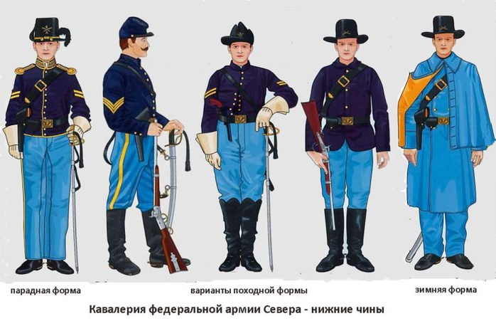 08 север кавалерия рядовые (700x451, 75Kb)
