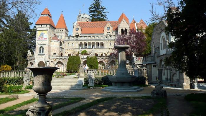 Замок Бори- Замок вечной любви (Bory var, Szekesfehervar) 63306
