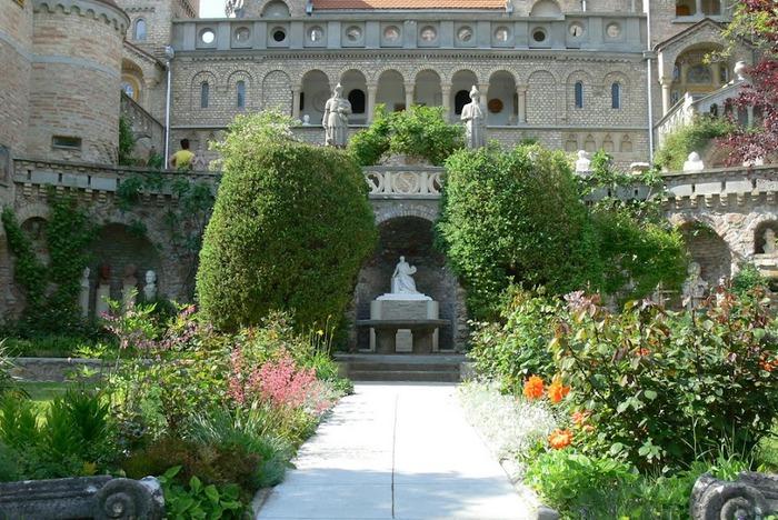Замок Бори- Замок вечной любви (Bory var, Szekesfehervar) 89942