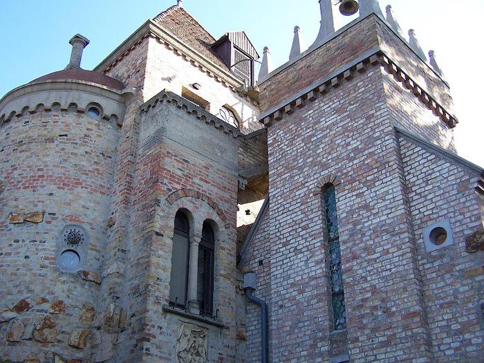 Замок Бори- Замок вечной любви (Bory var, Szekesfehervar) 26015