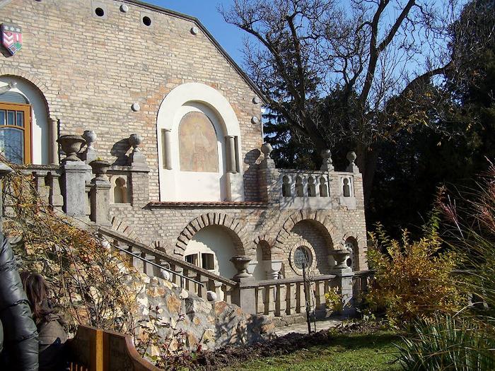 Замок Бори- Замок вечной любви (Bory var, Szekesfehervar) 49358