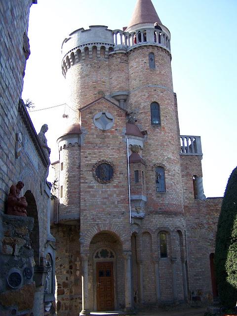 Замок Бори- Замок вечной любви (Bory var, Szekesfehervar) 73295