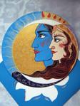 Превью Кришна и Рада, акрил, Shraddha (525x700, 311Kb)