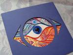 Превью выставка, акрил, знак зодиака, рыбы в упаковке, Shraddha (700x525, 274Kb)
