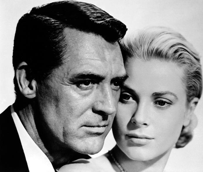 Cary Grant y Grace Kelly (700x594, 109Kb)